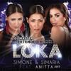 Simone  Simaria Anitta - Loka ft. Anitta - (Extended Master remix)  2017
