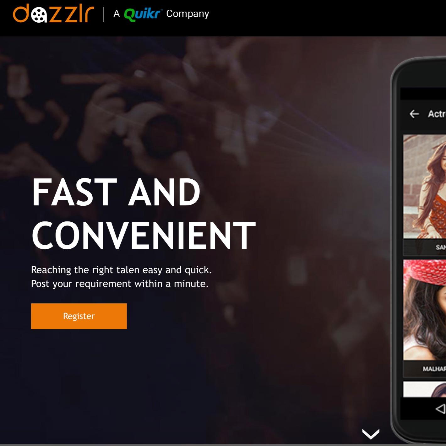 Vivek Bohra - Co-Founder of Casting network Dazzlr