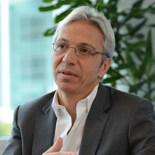 Lionel Chmilewsky of Cambridge Broadband Networks is bullish on multipoint microwave tech