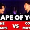 Conor Maynard, The Vamps - Shape of You (Ed Sheeran mashup cover, with lyrics).mp3