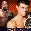 WWETNA Mashup Cody Rhodes And The Rock Know Your Kingdom