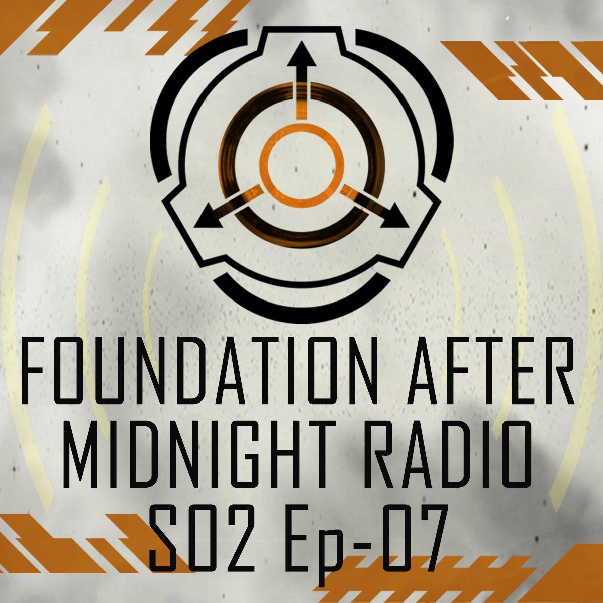 Foundation After Midnight Radio [SCP]   Himalaya