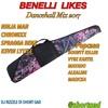 BENELLI LIKES (Dancehall Mix 2017) Vybz Kartel, Chronixx , Ninja Man (Dj Rizzzle)