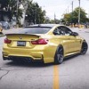 BMW M4- AKRAPOVIC Exhaust system sound- the best song I've ever heard