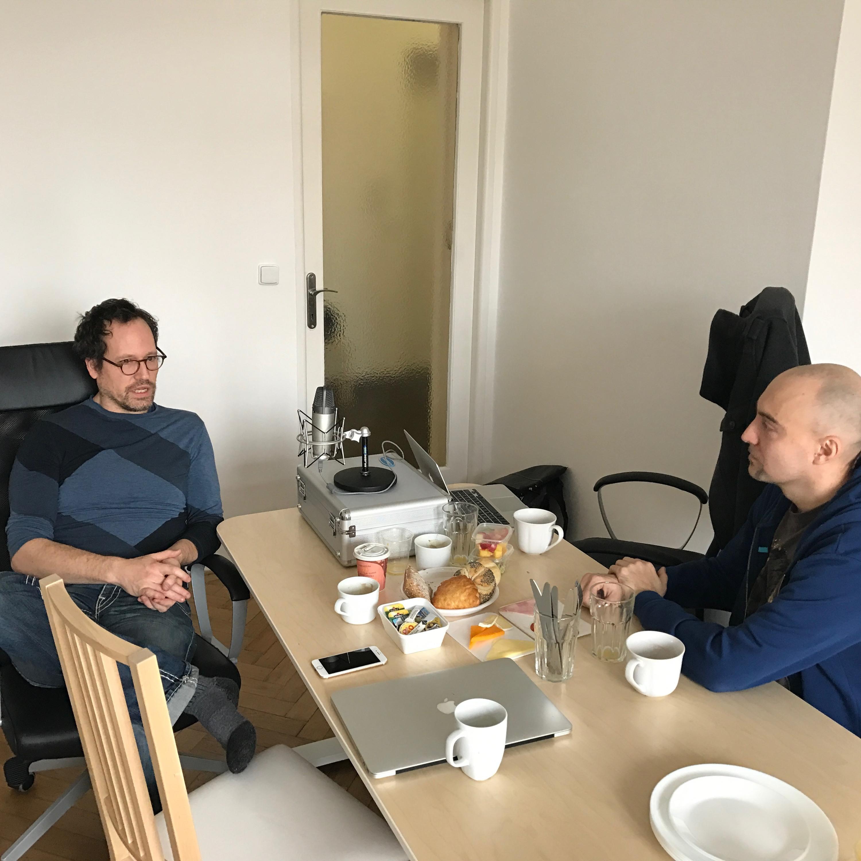 CZ Podcast 167 - Machine learning startups