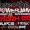 Mark EG Live Feat: MC Shocker & Venom @ Breathe Vs Powerjam (25/11/2016)