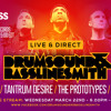 Drumsound & Bassline Smith - Live & Direct #30 Miami  - DJ SS,Tantrum Desire,The Prototypes & More
