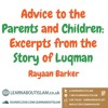 Advice to Parents and Children - Rayaan Barker | Manchester