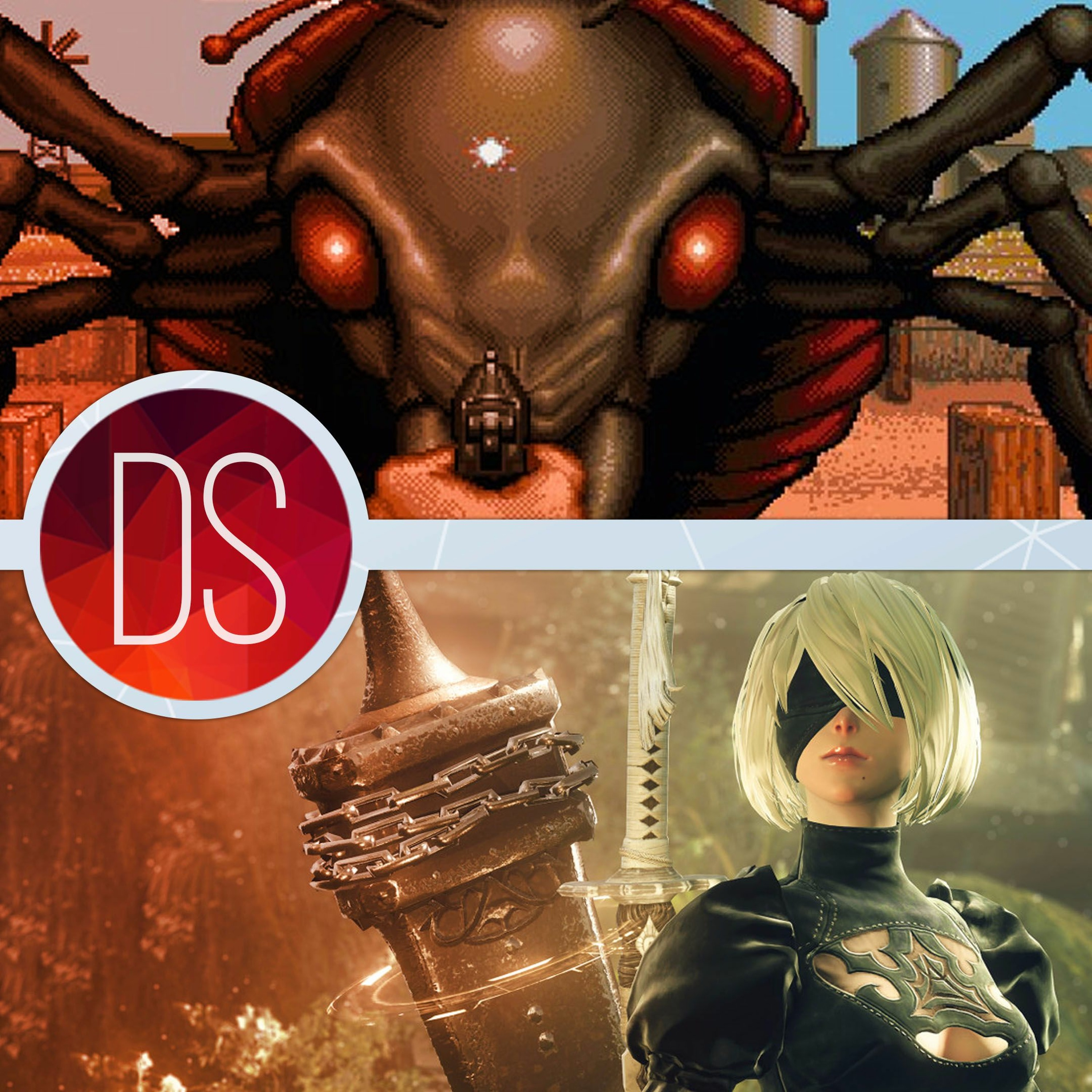 91: Nier Automata, It Came From The Desert