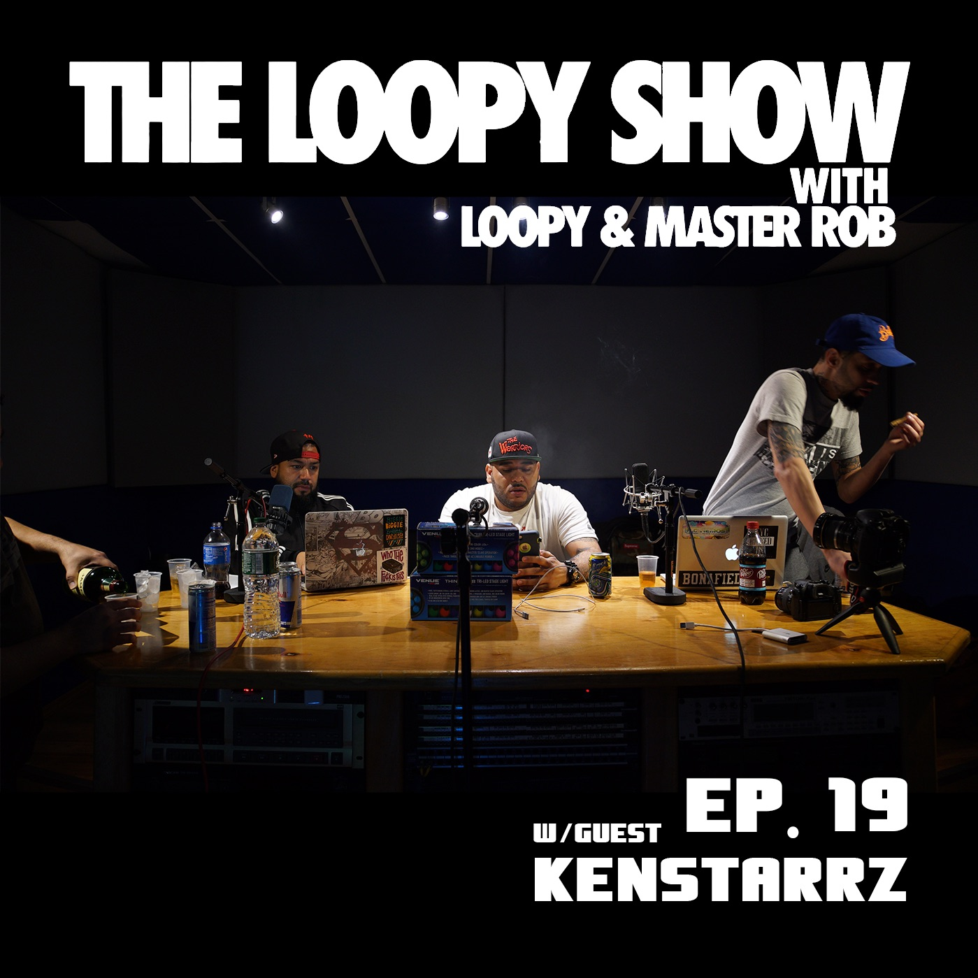 Ep  19 Loopy and Master Rob Chop it up w Ken Starrrz