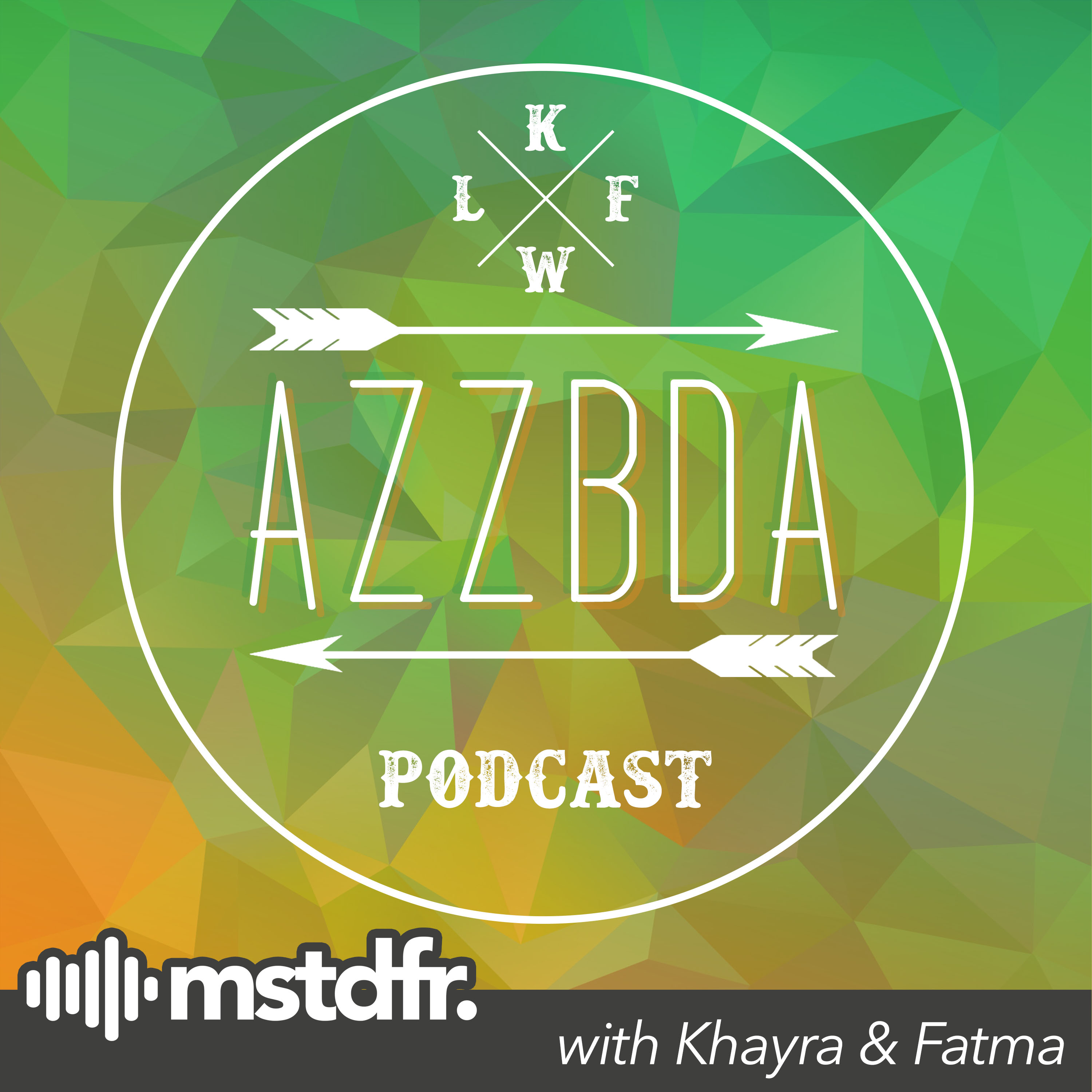 #026: Living with Anxiety featuring Khayra Bundakji