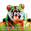 DJ Pod - Recorded at Tribe of Frog Beltane Spring Finale 2017