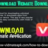 How To Download Vidmate Downloading App