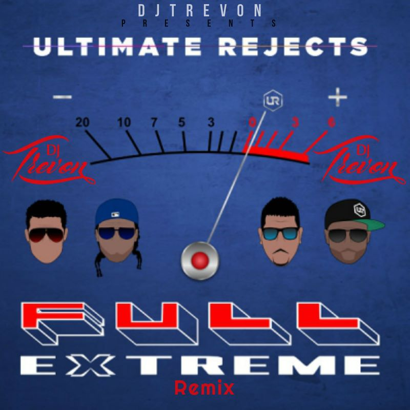 DJ Trevon - Full Extreme (ft  N M G & Bashment Crew)