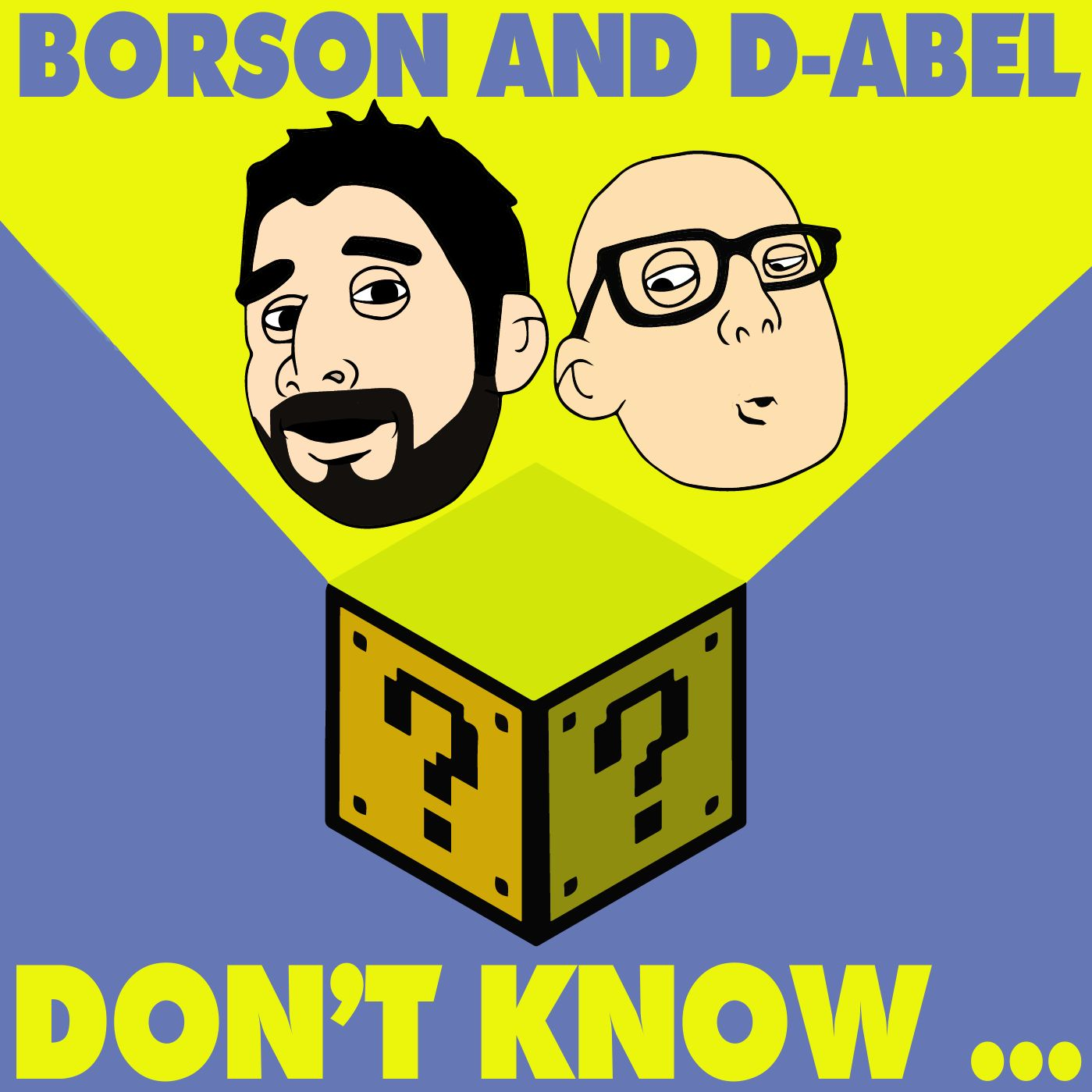 Ep. 015 - Borson Gets Offered Up