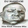 90s Hip Hop First Verses Mixx