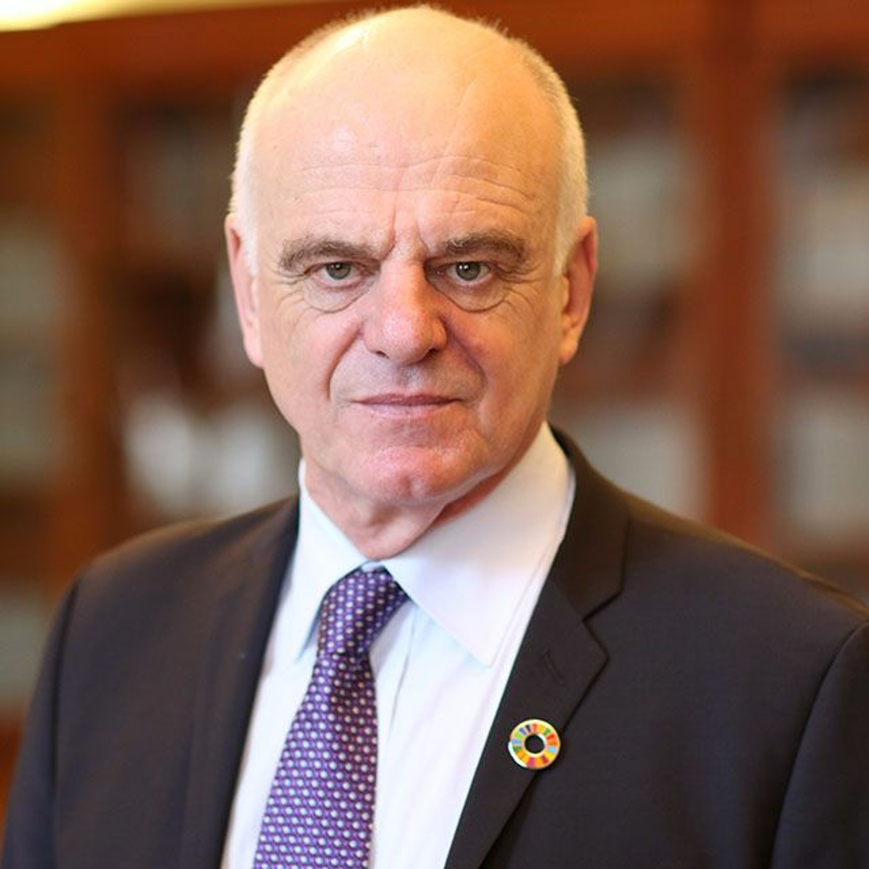 A Modern Health Organisation – WHO Finances and Modernisation: A Podcast with Dr David Nabarro