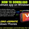 How To Download Vidmate App On Windows