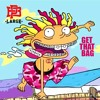 Lil Pump x Famous Dex Type Beat | Get That Bag (Prod. By PB Large)| Rap/Trap Instrumental