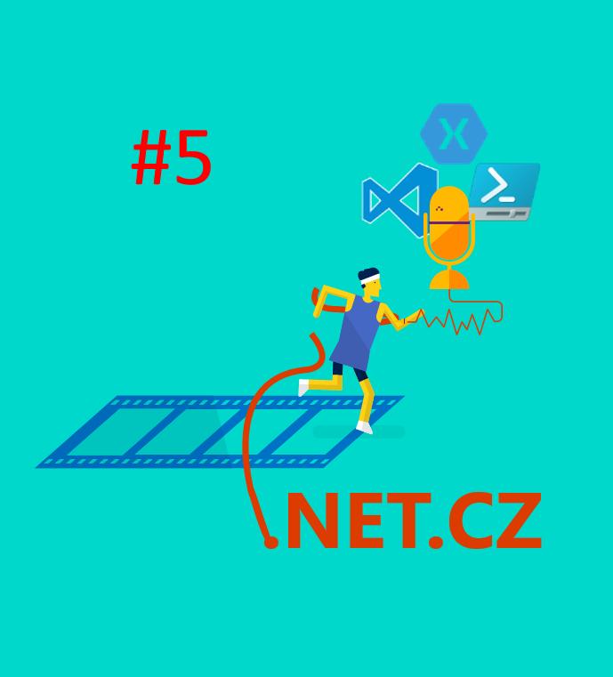 .NET.CZ(Episode.05) - zákulisí Buildu, fronta na keynote a střelba