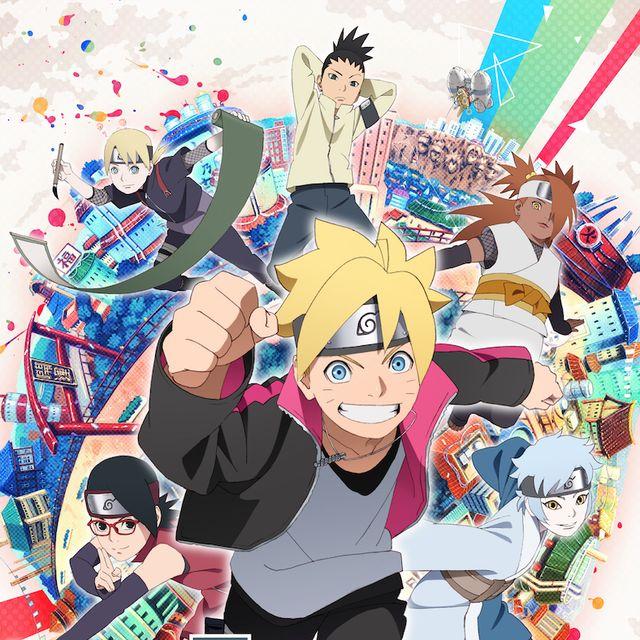 Episode 81: Boruto - Naruto Next Generations -
