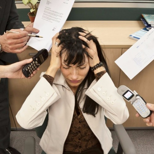 Workplace Stress Article