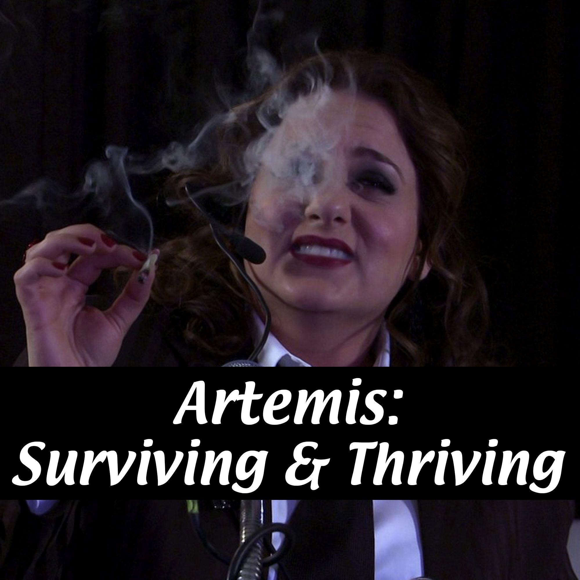 Artemis Surviving Thriving Its Always Sunny In Philadelphia