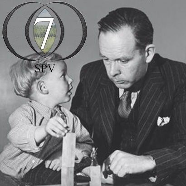 7: Anknytningsteorin (Gäst: John Bowlby)