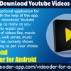 Videoder To Download Youtube Videos  Mp3 Songs