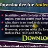 Videoder Downloader For Android Devices