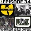 Tang VS Boot Camp *