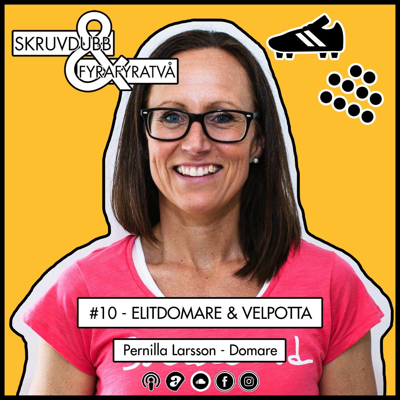 Elitdomare   Velpotta -  10 - Pernilla Larsson 2c302764ee150