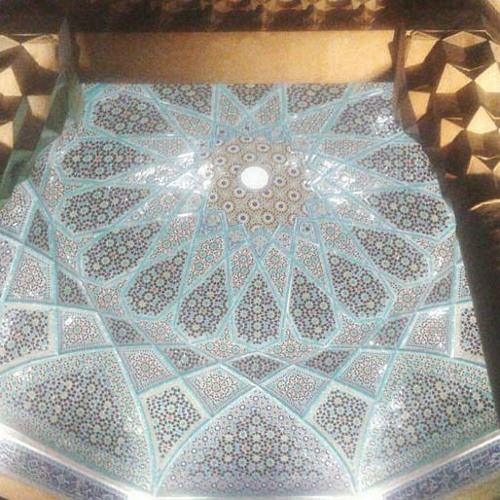 El murmullo de la tumba de Hafez