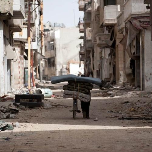 Cobertura y evolución del conflicto en Siria