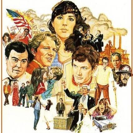 """""""Georgia"""", Arthur Penn et Steve Tesich - L'histoire de cinéma de Flashback #10"""