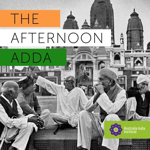 Podcast image for The Afternoon Adda - Ram Guha and Gideon Haigh: Trumper, Tendulkar and the Modern Day Cricketer