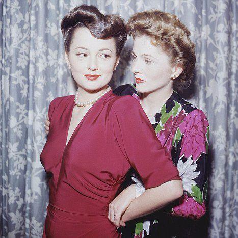 Olivia De Havilland & Joan Fontaine : Le Filmographe