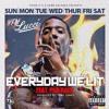 YFN Lucci Feat. PnB Rock - Everyday We Lit (Instrumental)