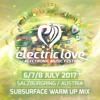 Subsurface Warm Up Mix For Electric Love Festival 2017 #ELF17