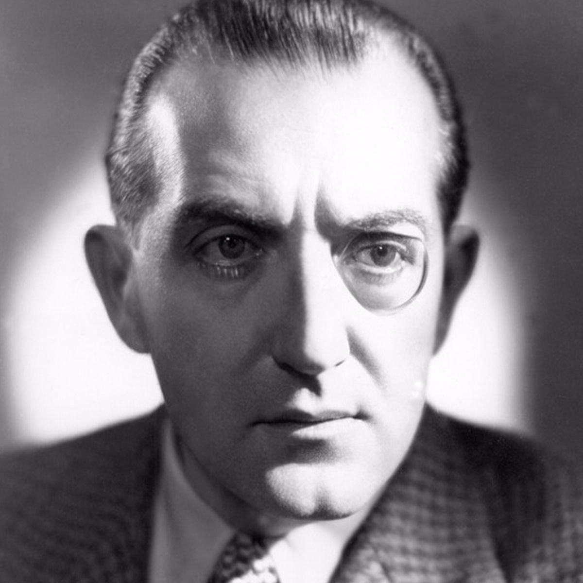 Fritz Lang en Amérique : Le Filmographe - Part 1