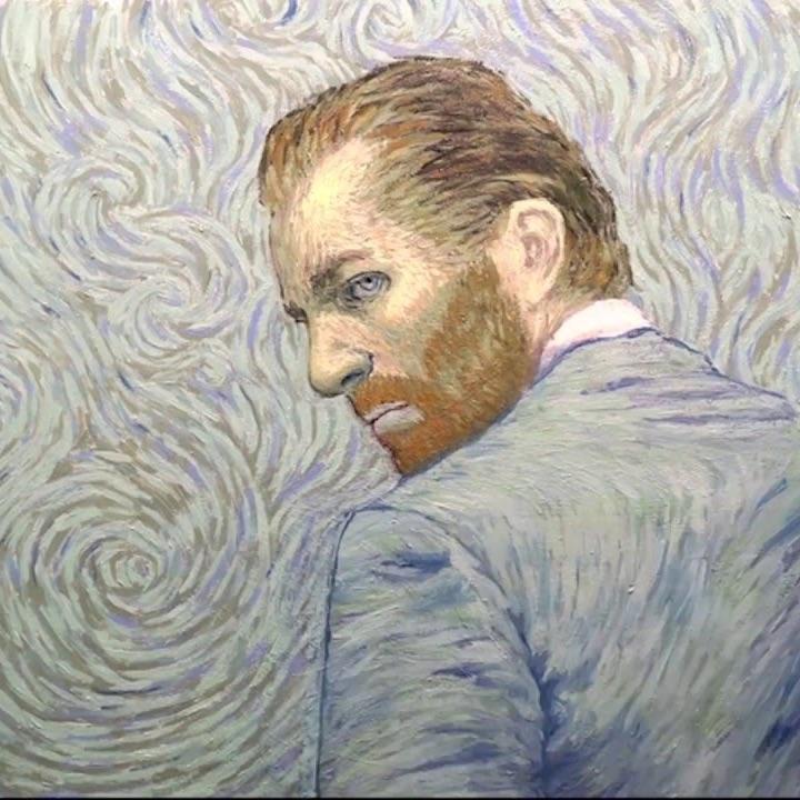 """""""Loving Vincent"""" - Les Secrets du Cinéma"""