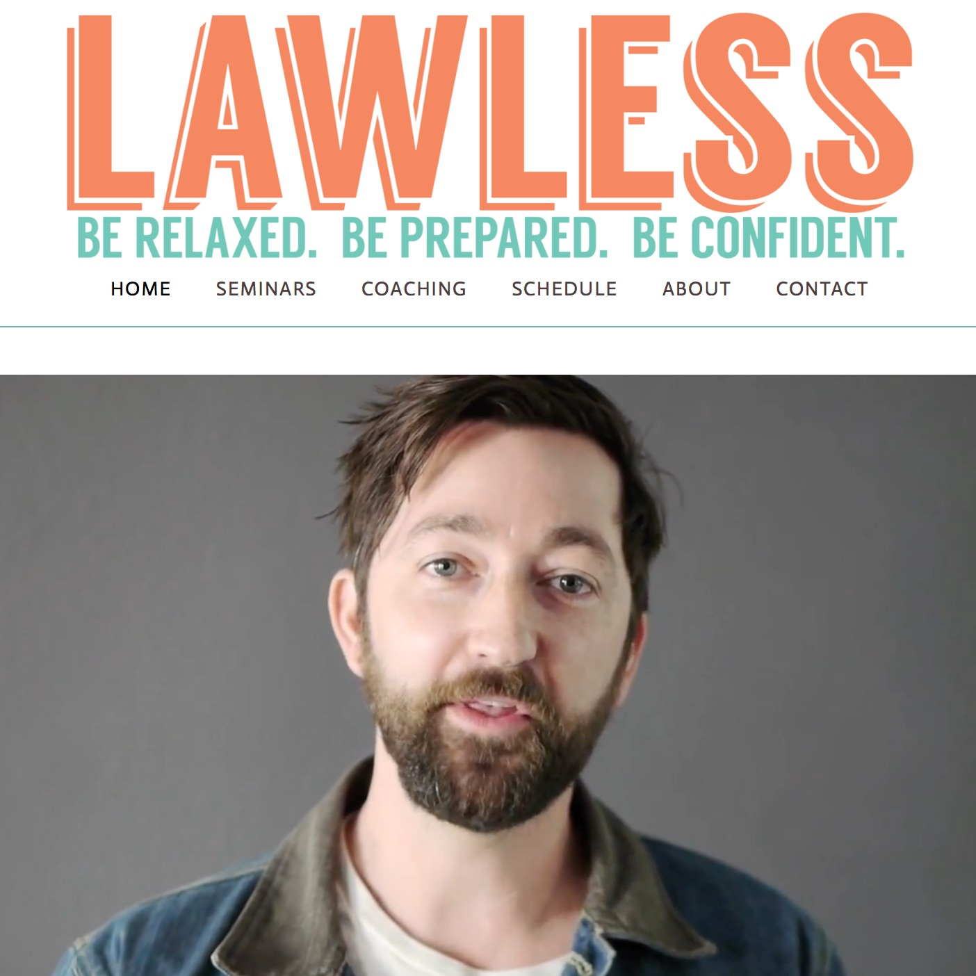 Will Roberts talks to Toby Lawless of Lawless Casting Seminars