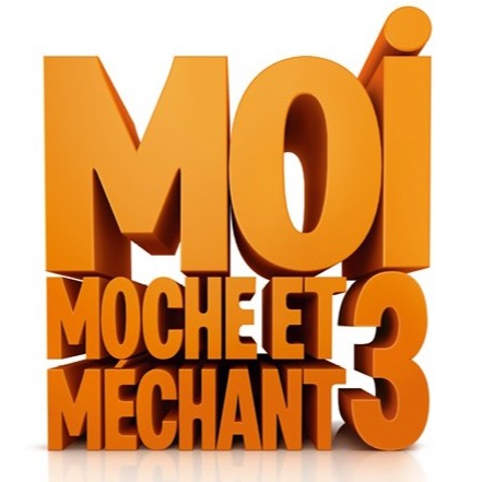 Moi Moche et Méchant 3 !