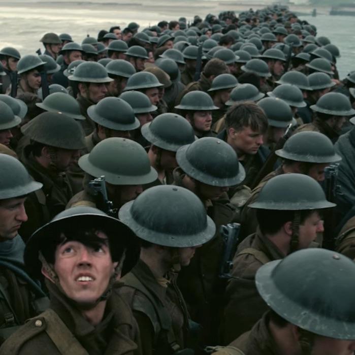 Dunkerque par Christopher Nolan - Les Secrets du Cinéma