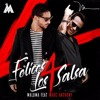 96 Felices Los 4 - Maluma Ft Marc Anthony (Vr Salsa) [ Oxleeck Remix 2017 ]