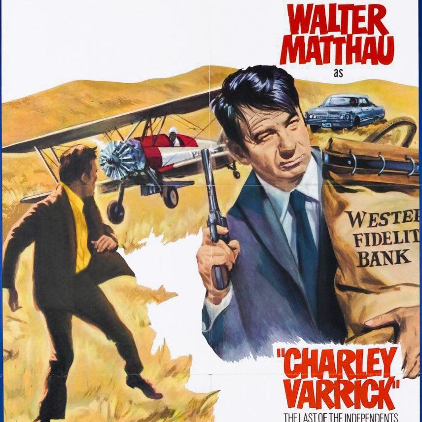 Tuez Charley Varrick selon Doug Headline , la sortie DVD/BLUE RAY de Flashback #11