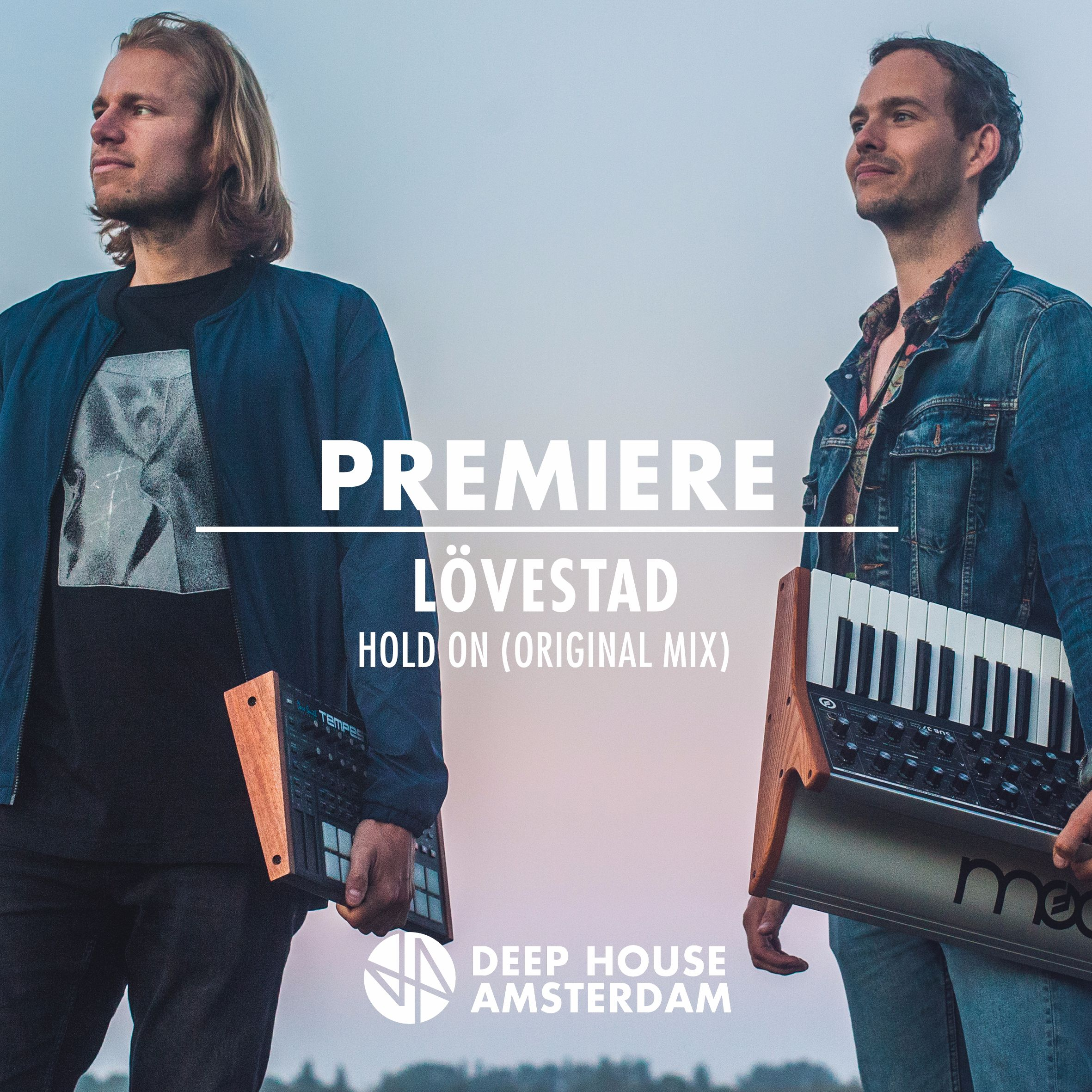 Premiere: Lövestad - Hold On (Original Mix)