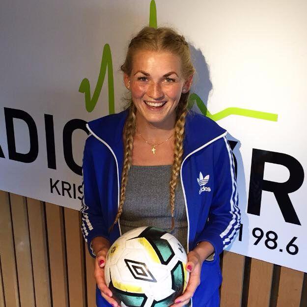 #17 Kvinnefotball-spesial m/Hilde Gunn Olsen
