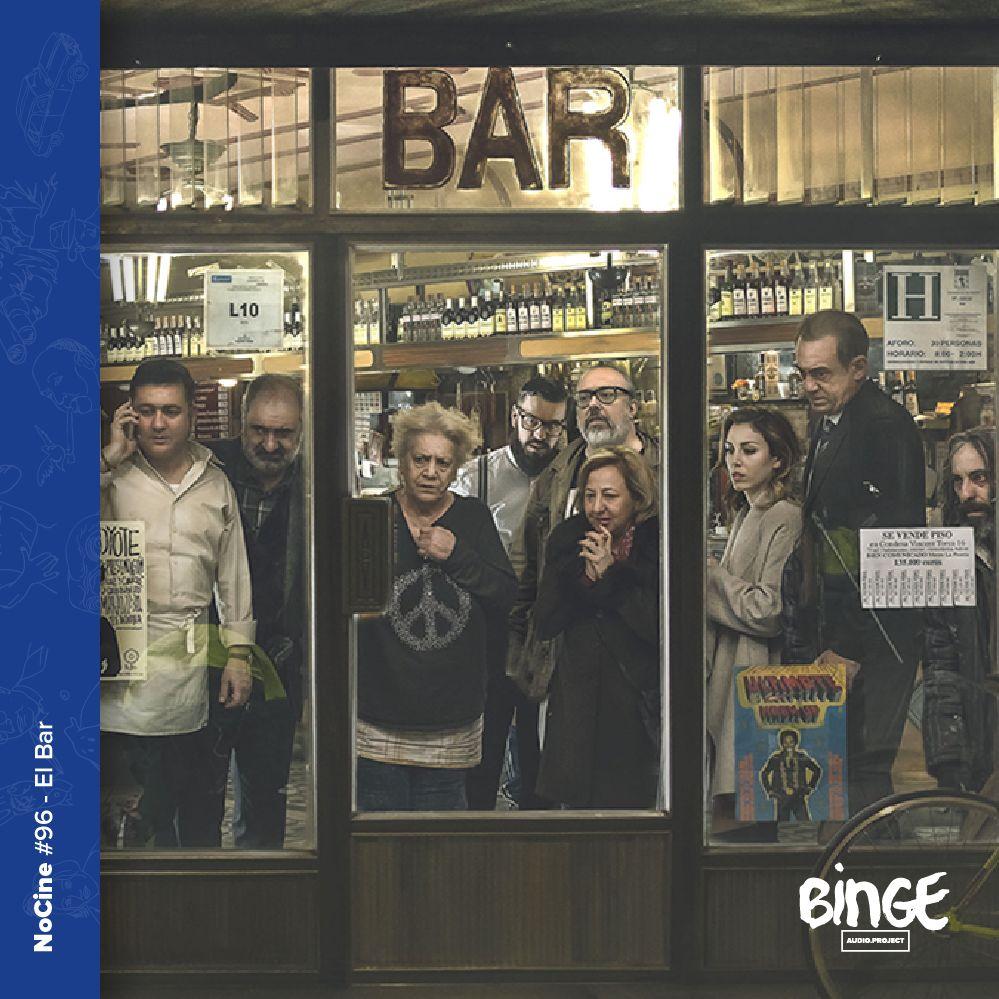 El Bar : huis-clos misanthrope