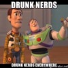 Socially Conscious Drunk Nerds